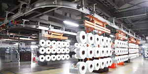 Chemical fiber: environmental protection helps the structural adjustment of the textile industry