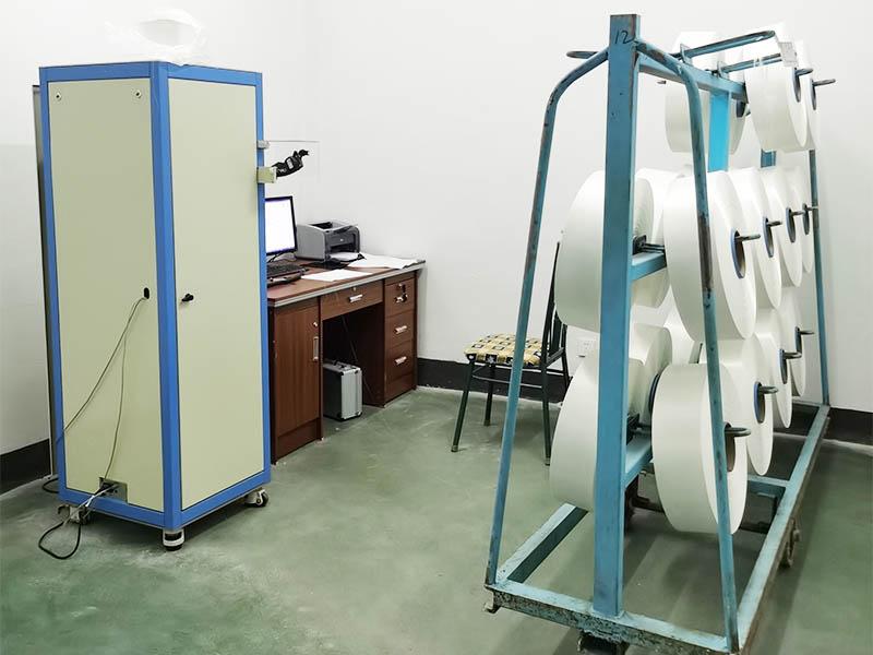 全自动长丝热应力测试仪